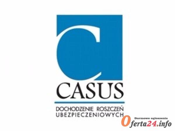 CASUS Dochodzenie Roszczeń Ubezpieczeniowych