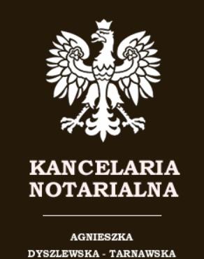 Notariusz Agnieszka Dyszlewska-Tarnawska