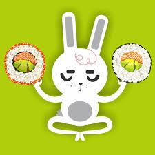 Bunny Handroll