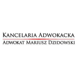 Kancelaria Adwokacka - Adwokat Mariusz Dzidowski
