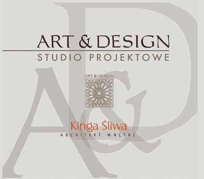 Art&Design Kinga Śliwa - architekt wnętrz