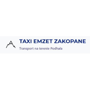 Transport na terenie Podhala - taxieMZet