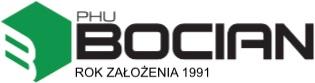 """Przedsiębiorstwo Handlowo-Usługowe """"BOCIAN"""""""