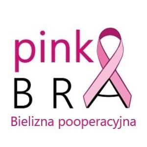 Biustonosz pooperacyjny - Pinkbra